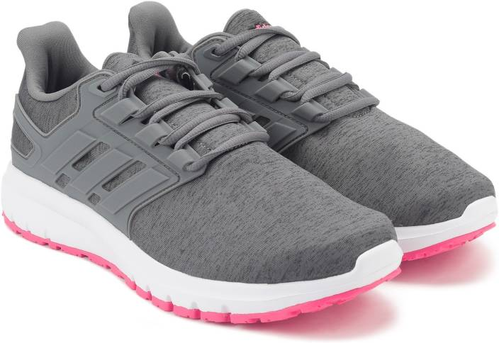 5368d7bf4 ADIDAS ENERGY CLOUD 2 W Running Shoes For Women - Buy Grey Color ...