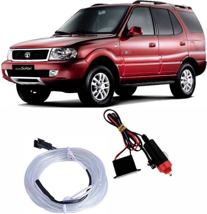 b84000952070 FABTEC Car El light For Tata Safari Car Fancy Lights Price in India ...