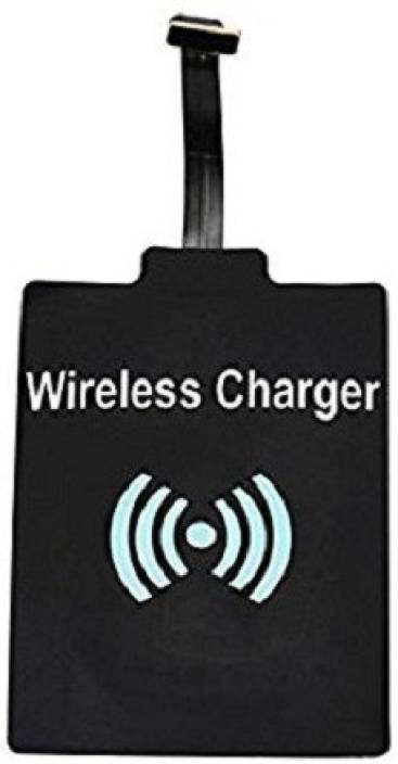 Fabulaas Qi Wireless charger Receiver Charging Transmitter Samsung Micro  USB Type- B Port Cell Phone Charging Pad