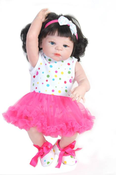 025f19876cc Ritzkart Realistic Silicon Skin Care playmate 1 year baby doll ,kids ...