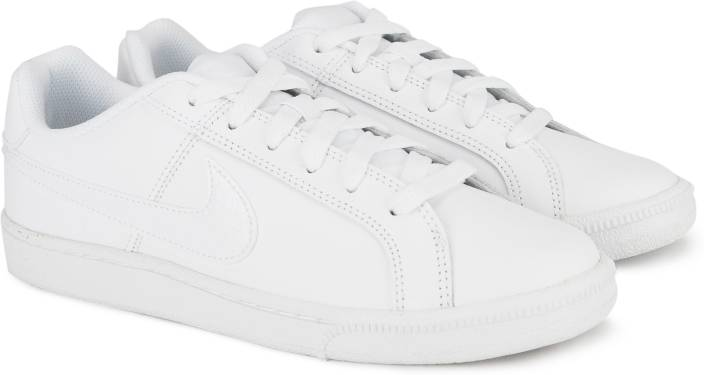 Nike WMNS NIKE COURT ROYALE Sneakers For Women - Buy WHITE WHITE ... ac5022794