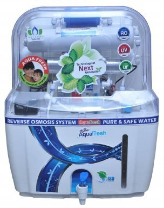 aqua pure grand 15 Litre Swift 14 Stage RO+UV+TDS+MINERAL+UF Water