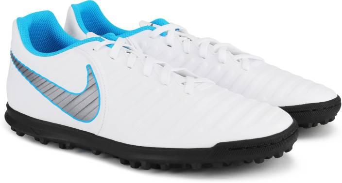 37ffd8e5def0 Nike LEGEND 7 CLUB TF Football Shoes For Men - Buy WHITE MTLC COOL ...