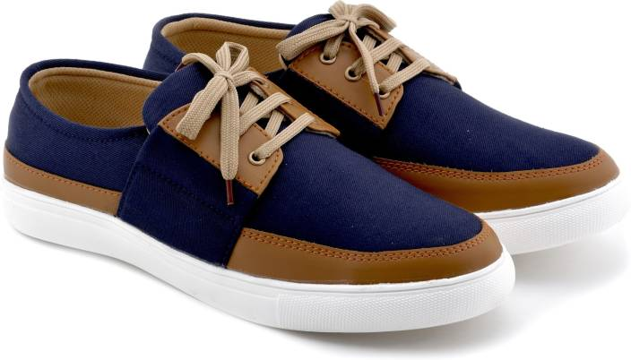 0a9b5dee1461ff Boysons men choice lifestyle Canvas Shoes For Men - Buy Blue Color ...
