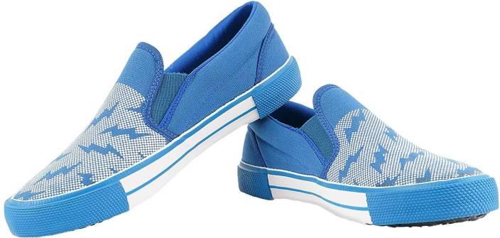 Venus alker11blue Canvas Shoes For Men