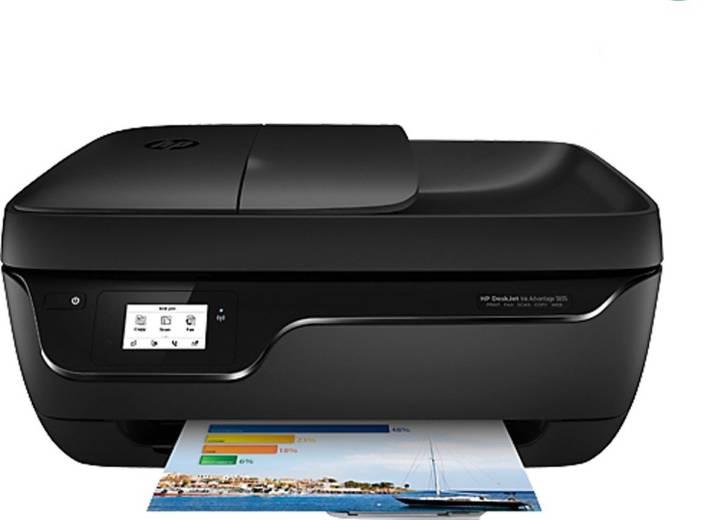 HP DeskJet Ink Advantage 3835 All-in-One Multi-function Wireless Printer
