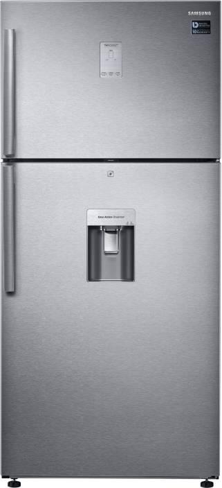 Samsung 523 L Frost Free Double Door 3 Star Refrigerator