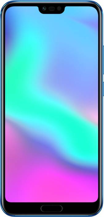 Honor 10 (Phantom Blue, 128 GB)