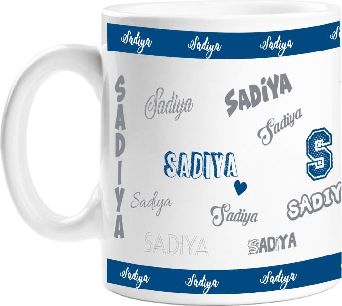 sadiya name