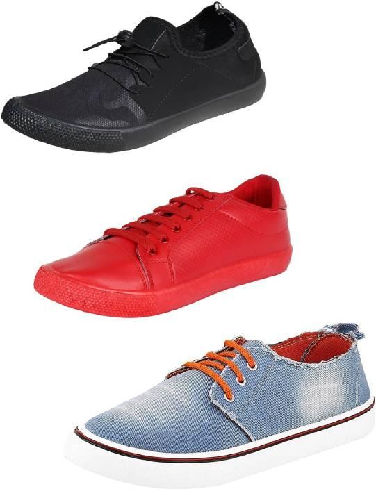 501149b5725 BERLOC Sneakers For Men - Buy BERLOC Sneakers For Men Online at Best ...