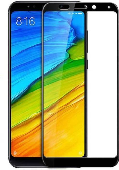 Flipkart SmartBuy Edge To Edge Tempered Glass for Mi Redmi Note 5