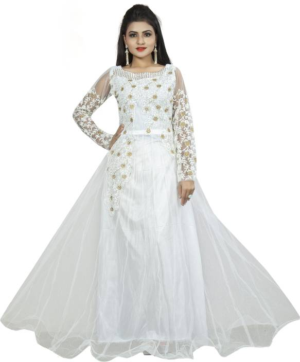 Smart Shop Anarkali Gown Price In India Buy Smart Shop Anarkali