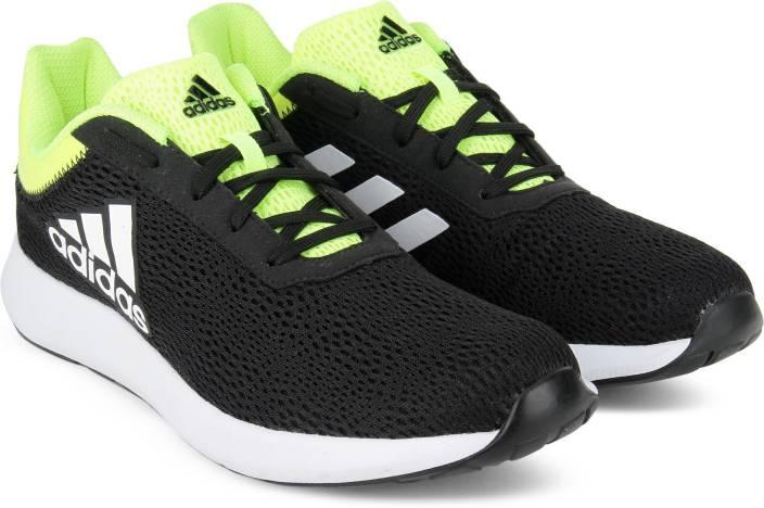 0913357233a ADIDAS ERDIGA 2.0 M Running Shoes For Men - Buy CBLACK WHITE SYELLO ...