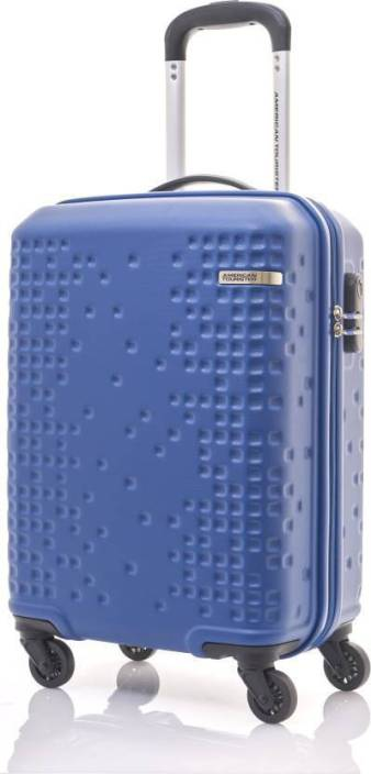 f9e5568b4 American Tourister Cruze Cabin Luggage - 22 inch BLUE - Price in ...