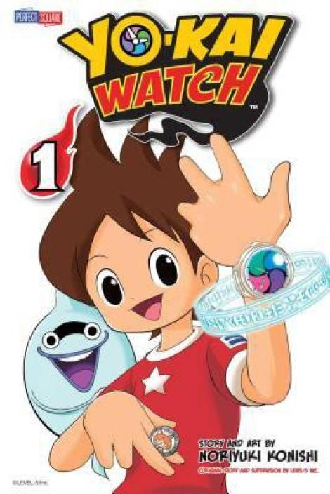 YOKAI WATCH V01