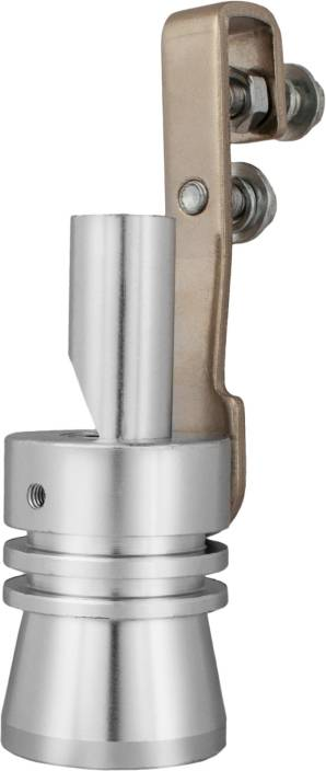 Autofy Turbo Sound Whistle Exhaust Pipe Blowoff Valve for
