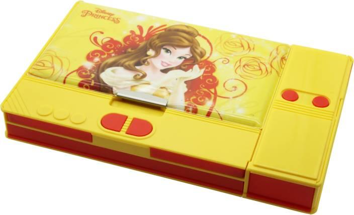 Disney PRINCESS PRINCESS Art Plastic Pencil Box (Set of 1 5968b4277