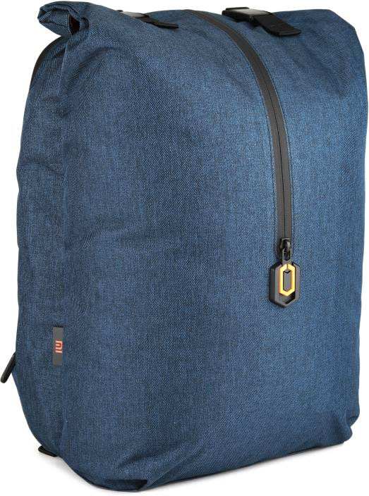 1561dad1df Mi Travel 18 L Laptop Backpack Blue - Price in India