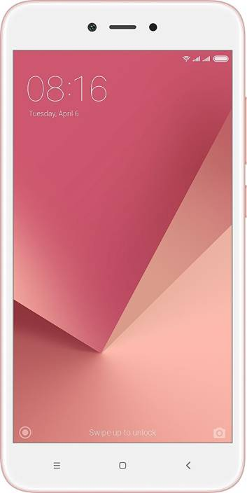 Redmi Y1 lite (Rose Gold, 16 GB)