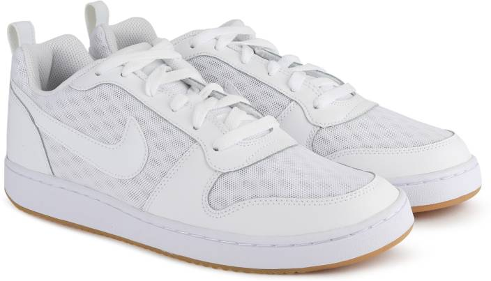 timeless design 02b73 c1be5 Nike NIKE COURT BOROUGH LOW SE Sneakers For Men (White)