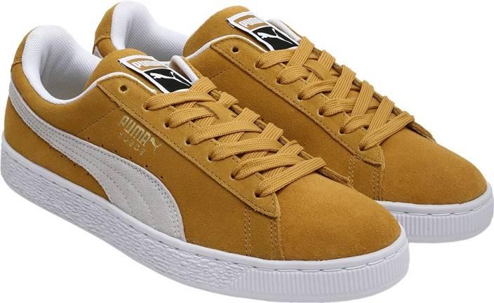 e686cf7f5c6 Puma Suede Classic Sneakers For Men - Buy Puma Suede Classic ...