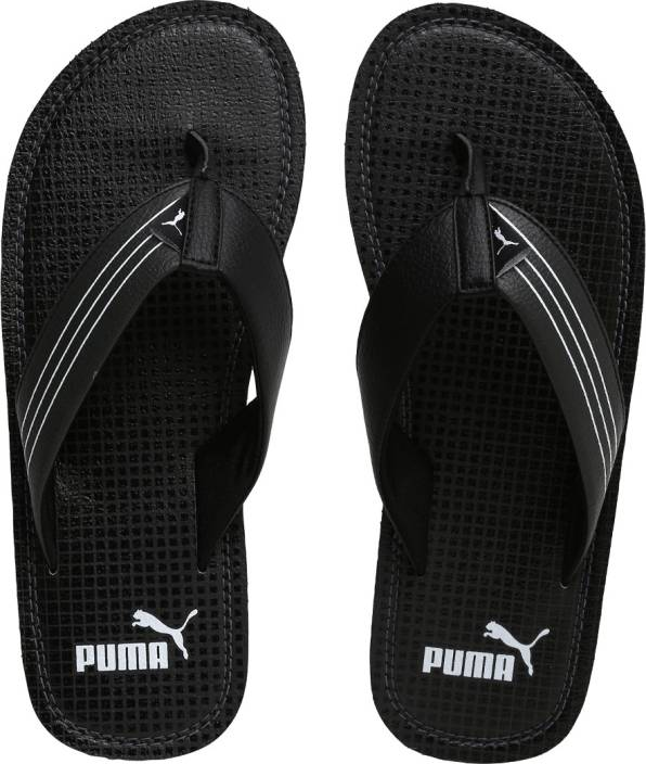 77a52c39591 Puma Ketava Graphic IDP Slippers - Buy Puma Ketava Graphic IDP Slippers  Online at Best Price - Shop Online for Footwears in India