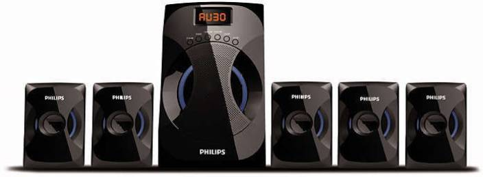 Philips IN-SPA4040B/94 45 W Bluetooth Laptop/Desktop Speaker