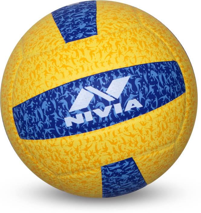 242d437f42db8 Nivia G 20-20 Volleyball - Size  4 - Buy Nivia G 20-20 Volleyball - Size  4  Online at Best Prices in India - Sports   Fitness