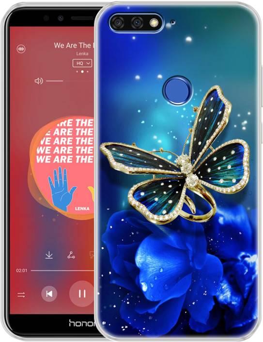 premium selection 5e2a9 2a1e2 Flipkart SmartBuy Back Cover for Honor 7A