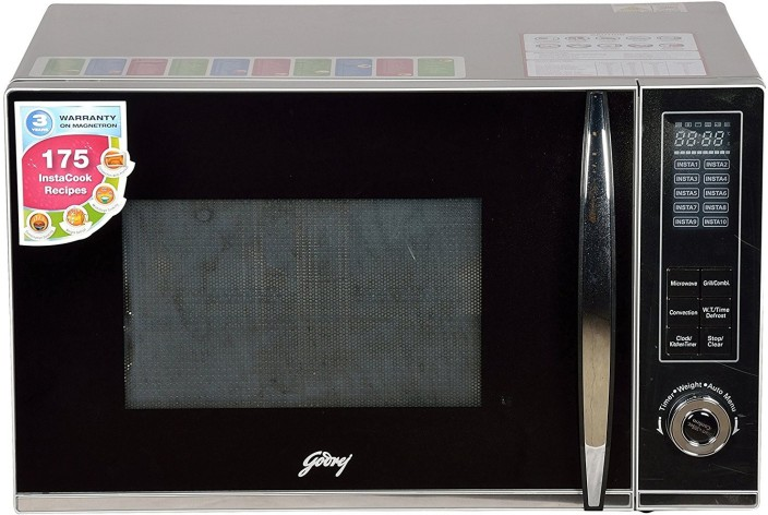 How to bake a cake in godrej microwave convection oven