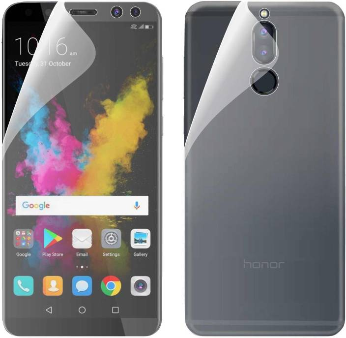 Case Creation Front and Back Screen Guard for Honor 9i