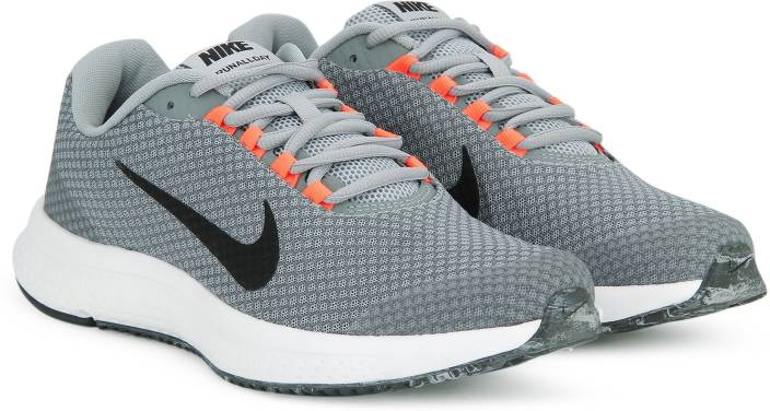 63795fa8d2aa Nike RUNALLDAY Running Shoes For Men - Buy WOLF GREY BLACK-COOL GREY ...