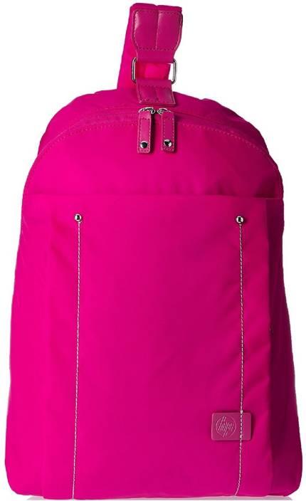 HP LAPTOP BAG T7C32AA PINK Waterproof Backpack