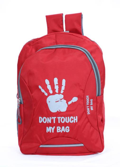 a9583cd6ef97 Agatti Don t Touch My Bag 30 L Backpack Blue - Price in India ...