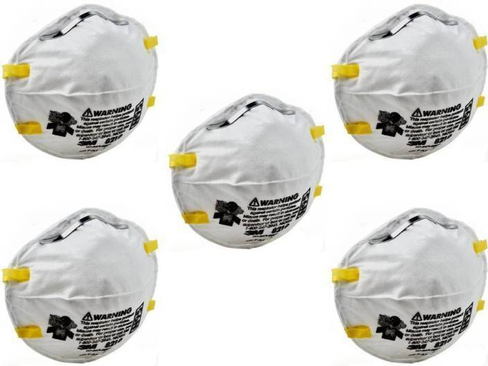 Approved Respirator Of pack Niosh N95 Particulate 3m Mask 8210