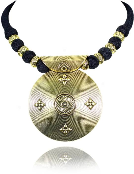 Asha Gems Jewellery New Stylish Antique Goldtone Retro Look