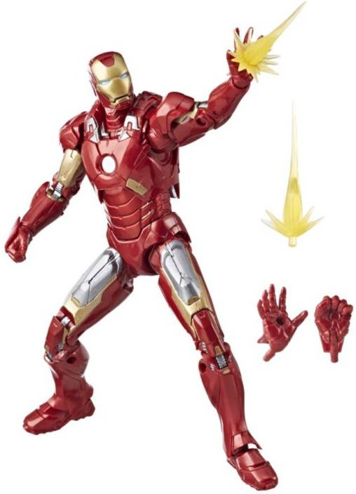 MARVEL CLASSIC Studios: The First Ten Years The Iron Man Mark VII (Multicolor)