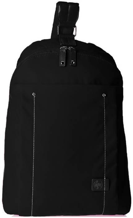 7AADI LAPTOP BAG T7C32AA BLACK Waterproof Backpack