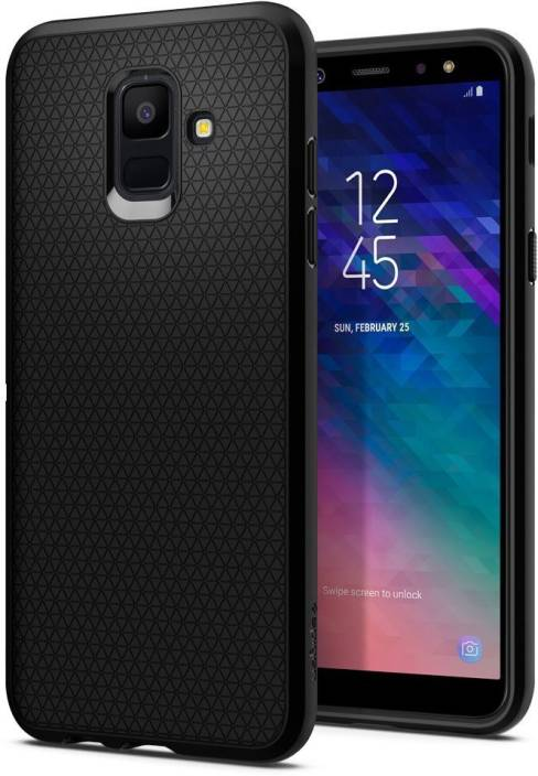 newest 72abf dfc2a Spigen Back Cover for Samsung Galaxy A6 (2018)