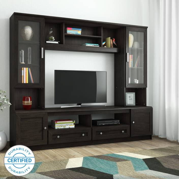 d30427ae1 RoyalOak Berlin Engineered Wood TV Entertainment Unit Price in India ...