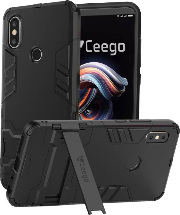 online store 59368 04cb9 Ceego Back Cover for Mi Redmi Note 5 Pro