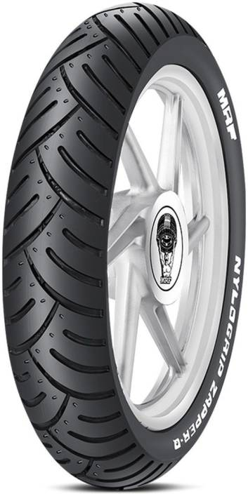 Mrf Zapper Q 110 90 18 61p Rear Tyre Price In India Buy Mrf