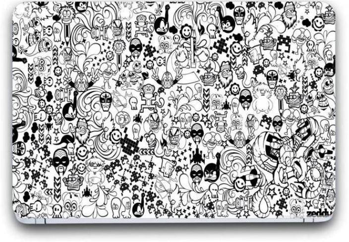 Gallery 83 ® collage cartoon laptop skin sticker wallpaper (15 inch x 10 inch) 3025 vinyl Laptop Decal 15.6 vinyl Laptop Decal 15.6 Price in India - Buy ...