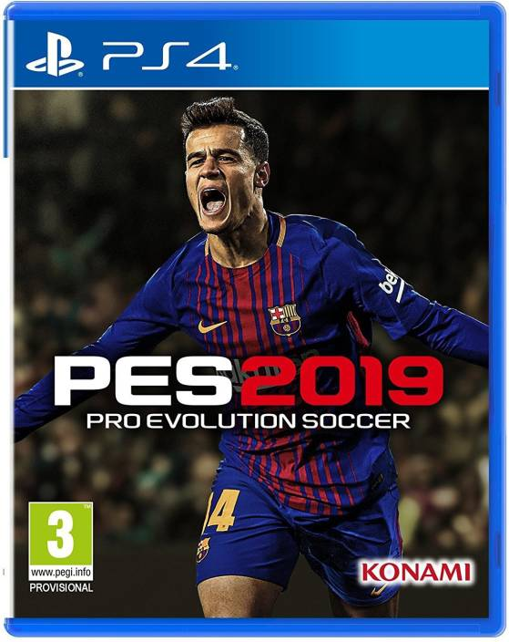 a4ab65e24a Pro Evolution Soccer 2019 Price in India - Buy Pro Evolution Soccer ...