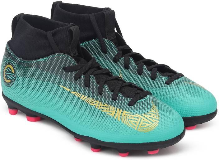 a7da01fd96 Nike Boys & Girls Lace Football Shoes