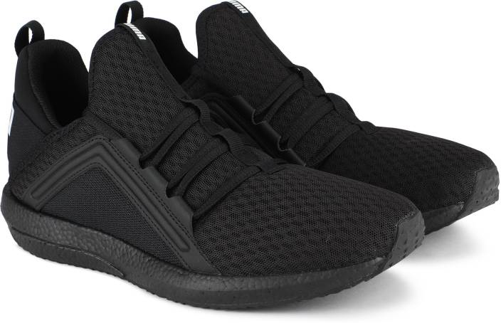 Puma Mega NRGY Running Shoes For Men - Buy Puma Black-Puma White ... c1d19c793