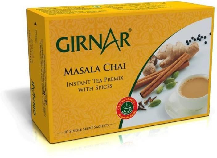 Girnar Tea Masala Flavour Assorted Instant Tea
