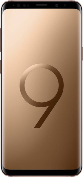 Samsung Galaxy S9 Plus (Sunrise Gold, 128 GB)