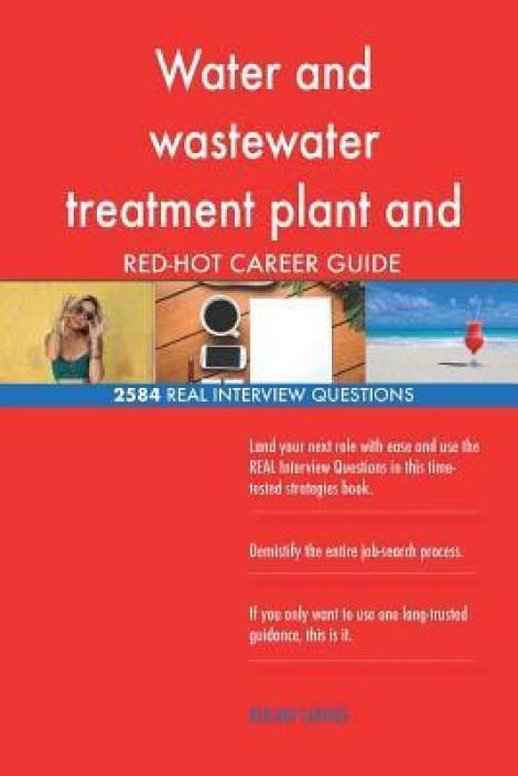 Water and Wastewater Treatment Plant and System Operator Red