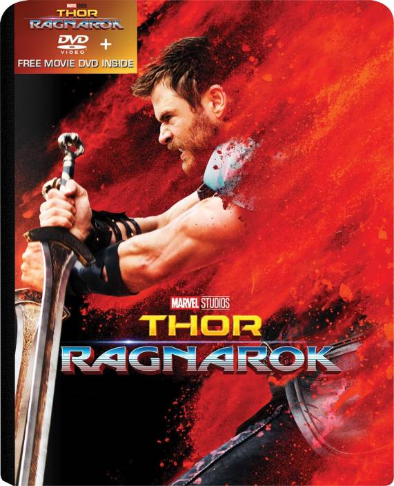 Thor Ragnarok Steelbook Dvd Free Dvd Price In India Buy Thor